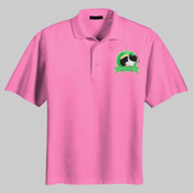 Henbury Ladyfit Polo - Logo only